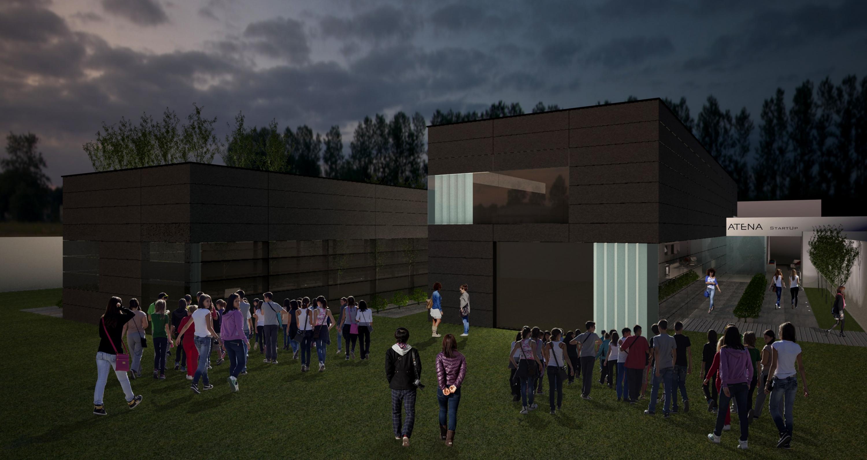 Campus brescia flavio angeli architetto brescia for Architetto brescia